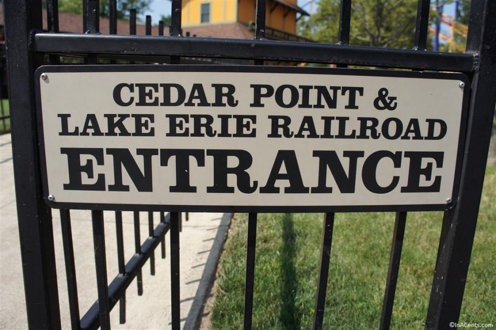 130825 Cedar Point Railroad Sign
