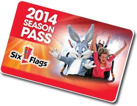 Six Flags Spring Break Sale + Discover 5%...