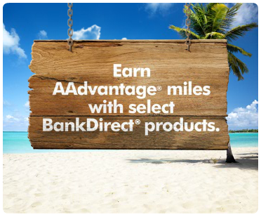 BankDirect & American Airlines AAdvantage Banking Bonuses