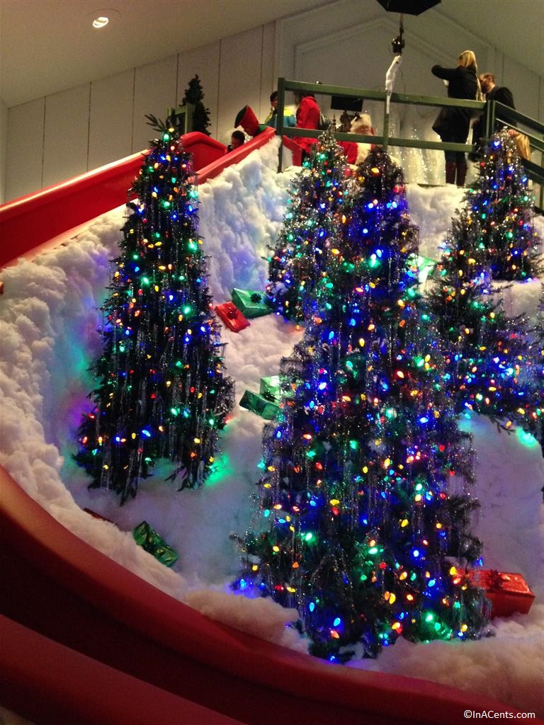 131123 Castle Noel- A Christmas Story Santa Mountain