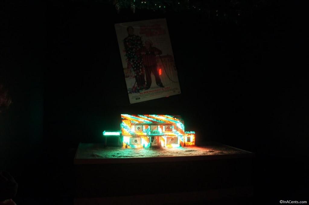 131123 Castle Noel- Deck the Halls (2006) Fiber Optic Prop House
