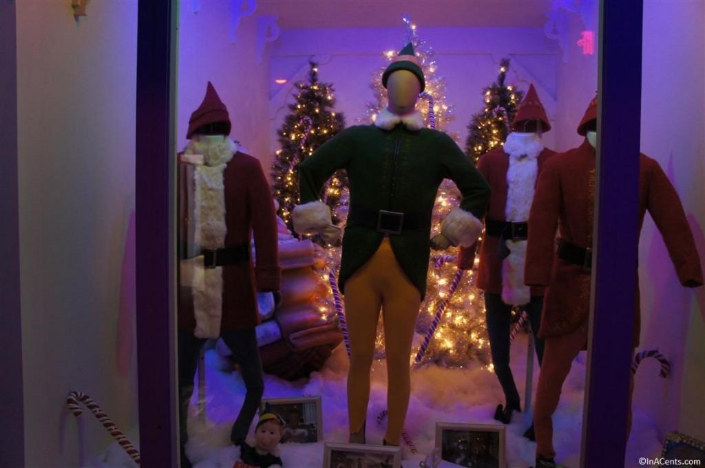 131123 Castle Noel- Elf (2003) Original Costumes and Props