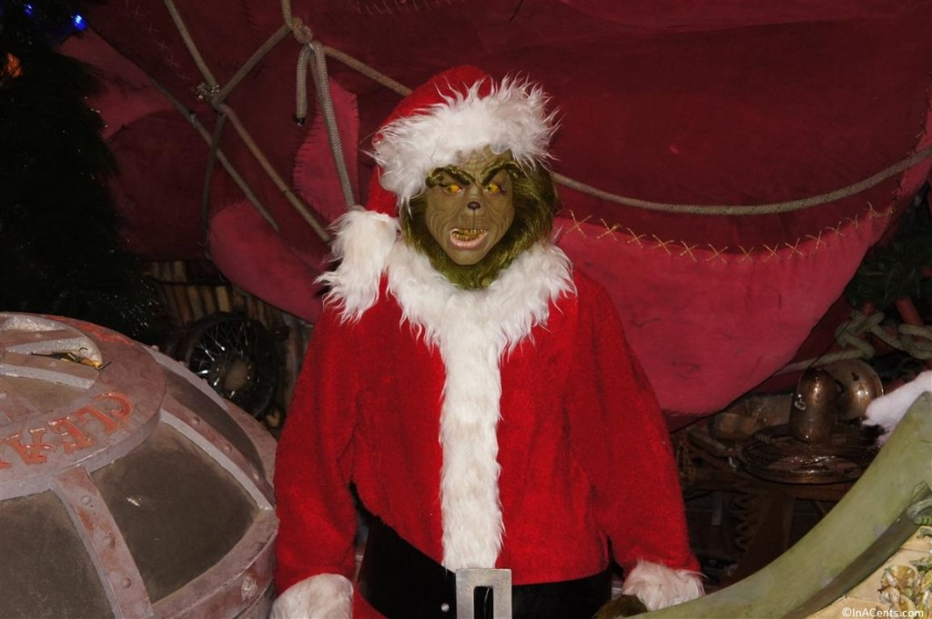 131123 Castle Noel- How the Grinch Stole Christmas (2000) Props and Costumes 1