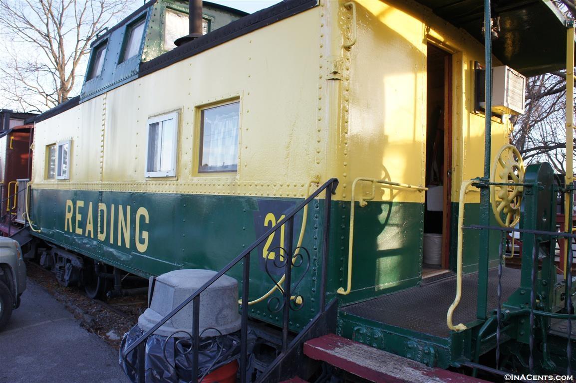 Caboose Motel Pa