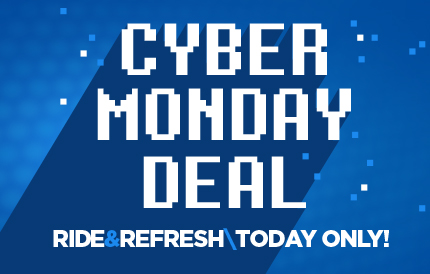 CP Ticket Cyber Monday