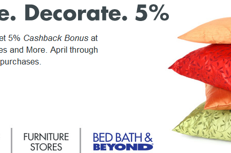 Discover Card 5% Cashback Bonus at Home Improvement...