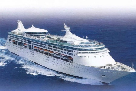 Today Only: 4-Night Royal Caribbean Cruise...