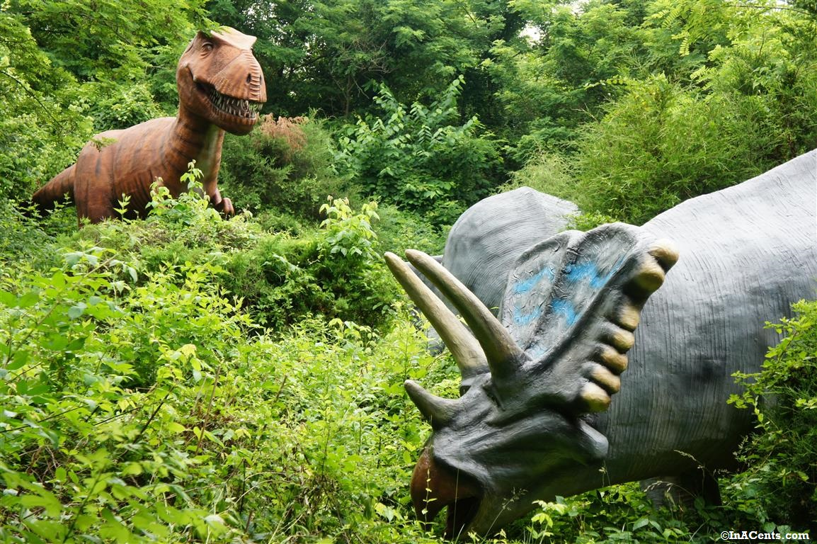 Dinosaur World Review By Justin Dietz A Review Of