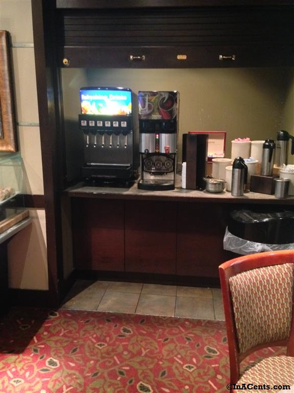 140610 Embassy Suites Atlanta Breakfast