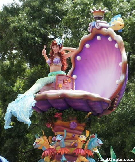 140613 Disney Festival of Fantasy Parade