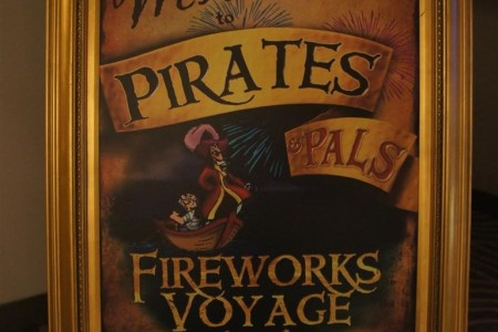 Review: Disney Pirates & Pals Firework...