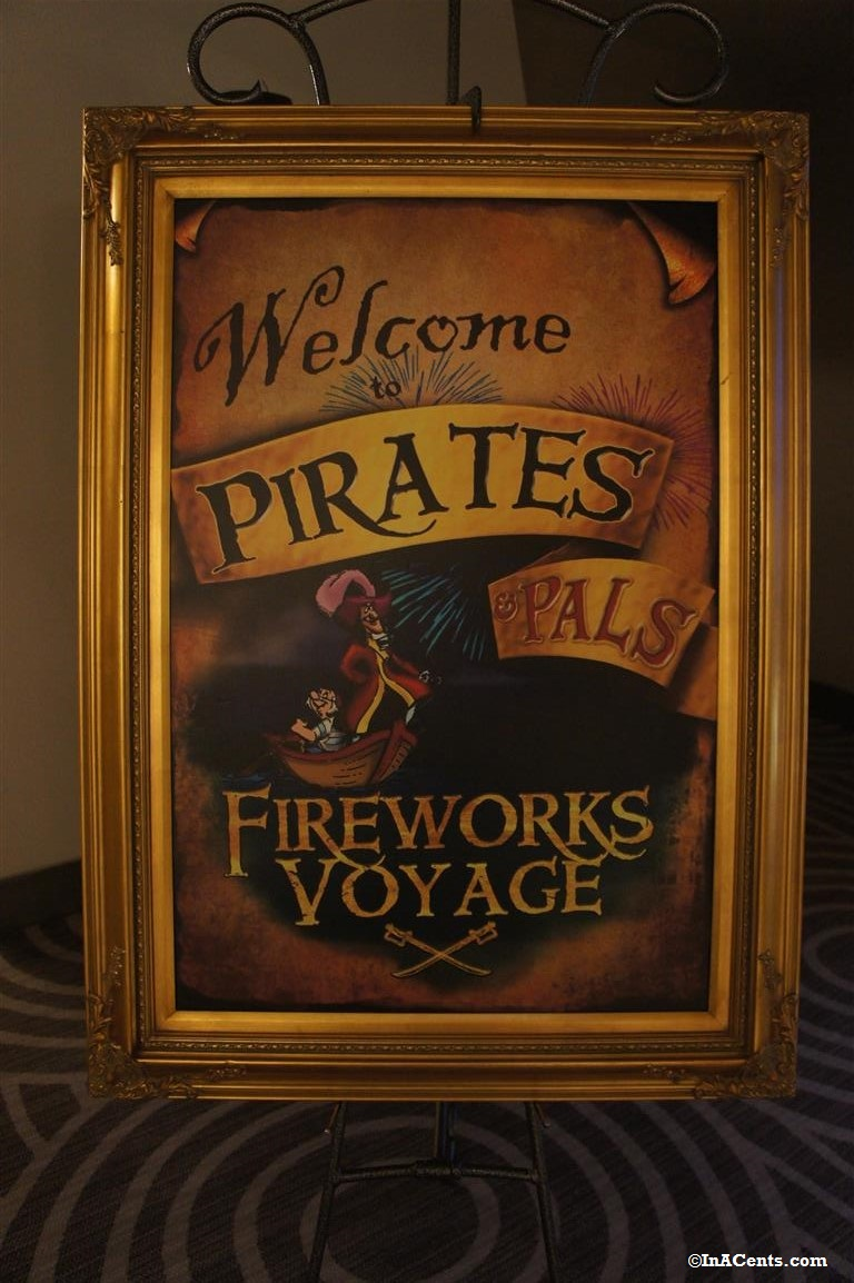 Review Disney Pirates Amp Pals Firework Voyage Inacents Com