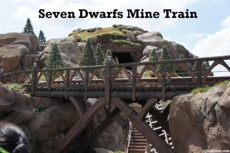 Review: Disney Seven Dwarfs Mine Train