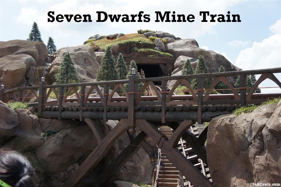 Review Disney Seven Dwarfs Mine Train Inacents Com
