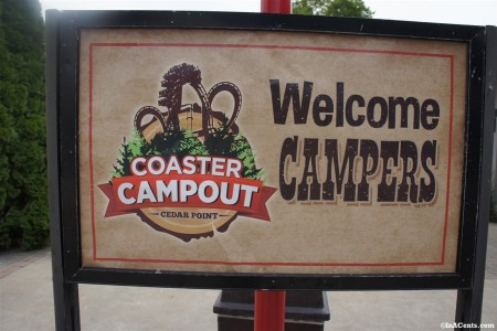 Review: Cedar Point Coaster Campout