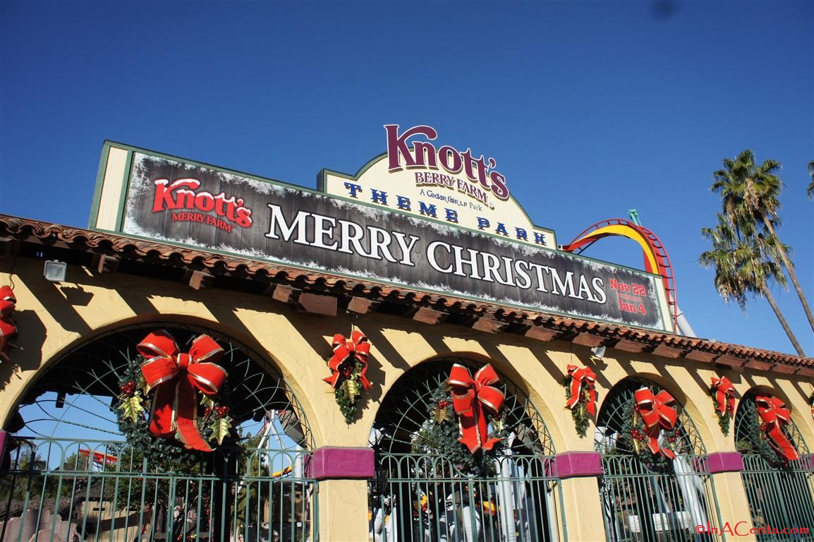 Credit Cards For Fair Credit >> How to Guide to Knott's Merry Farm with Kids - InACents.com