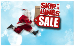 Skip the Lines Sale