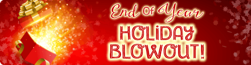 Kennywood End of the Year Blowout Sale