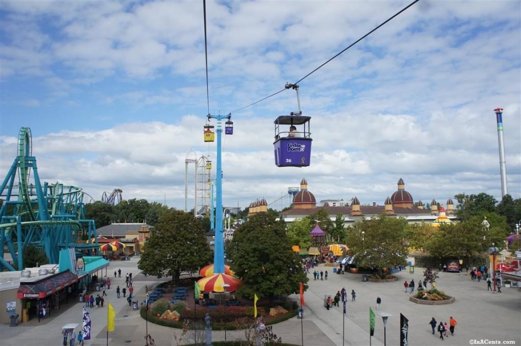 140914 Cedar Point Sky Ride