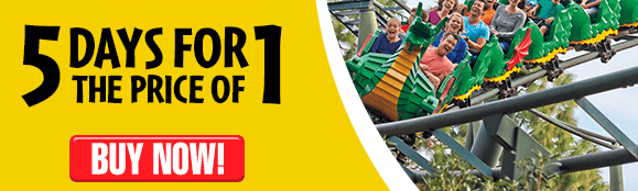 Legoland California 5 Days for the Price of One