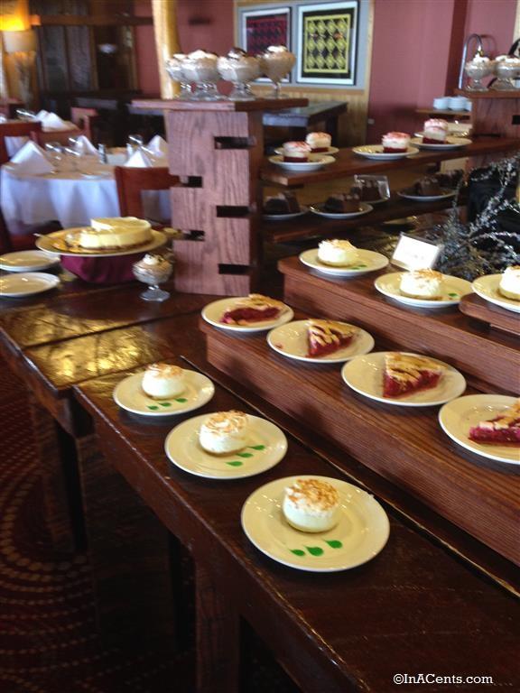 150228 Seven Springs Dessert Buffet