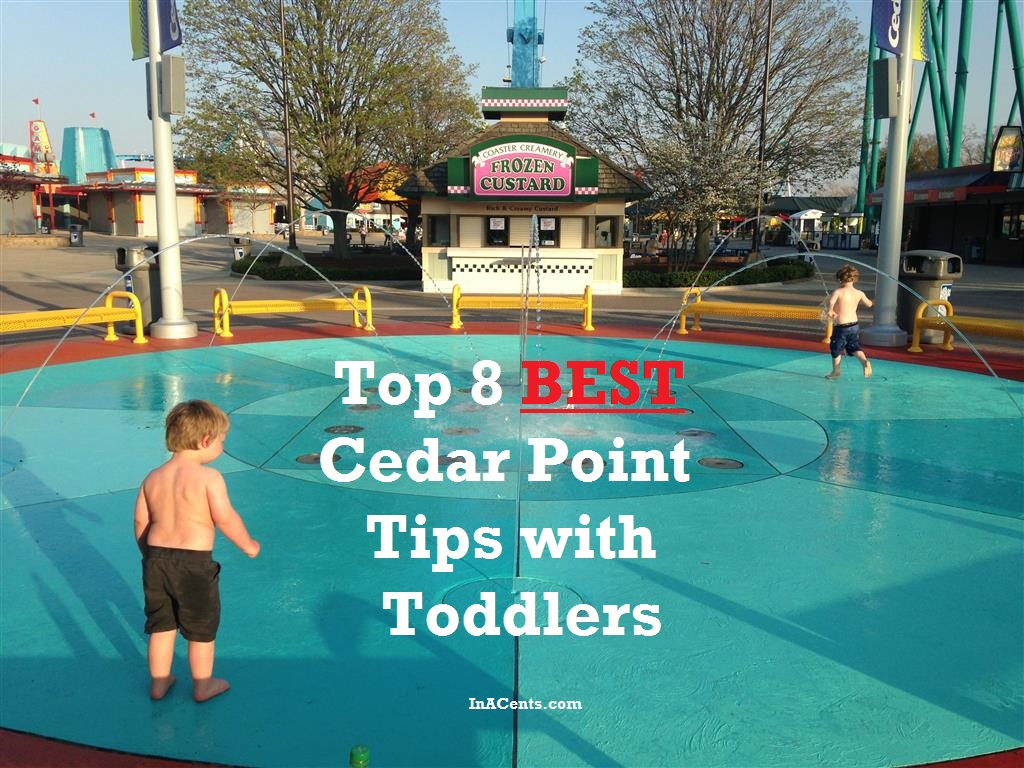 Top 8 BEST Cedar Point Tips with Toddlers