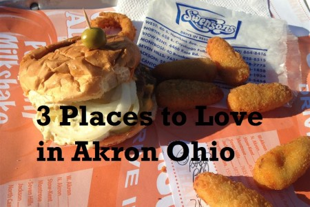 3 Places to Love in Akron Ohio