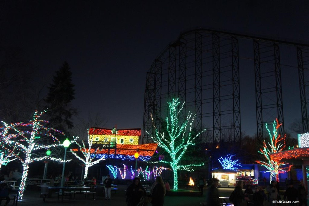 151205 Kennywood Holiday Lights (10)