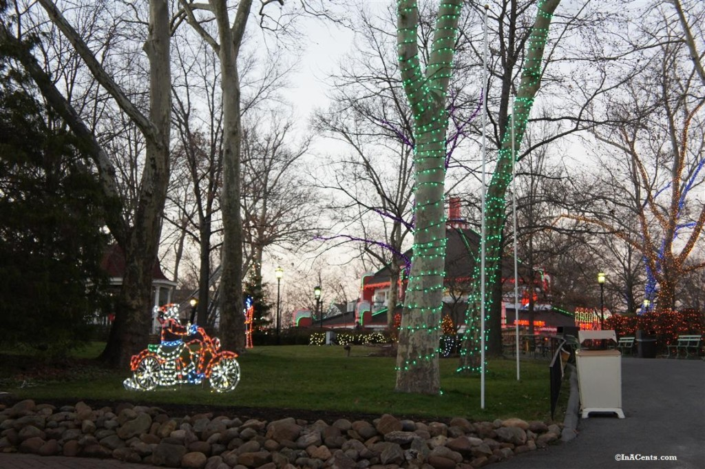 151205 Kennywood Holiday Lights (3)