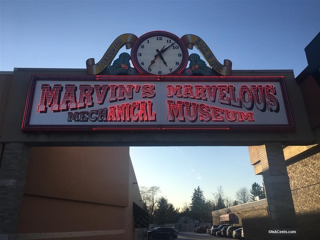 170304 Detroit (9) Marvin's Marvelous Mechanical Museum