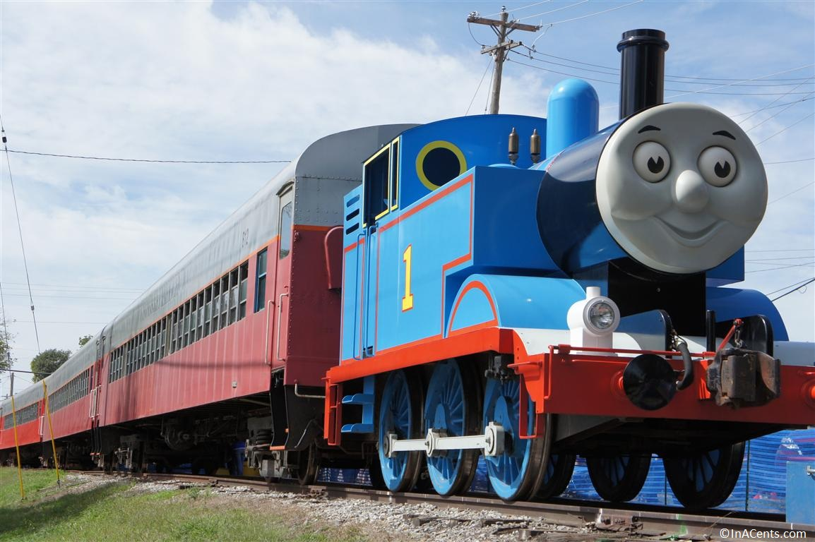 2014 Day Out With Thomas The Tank Engine Ticket Discounts