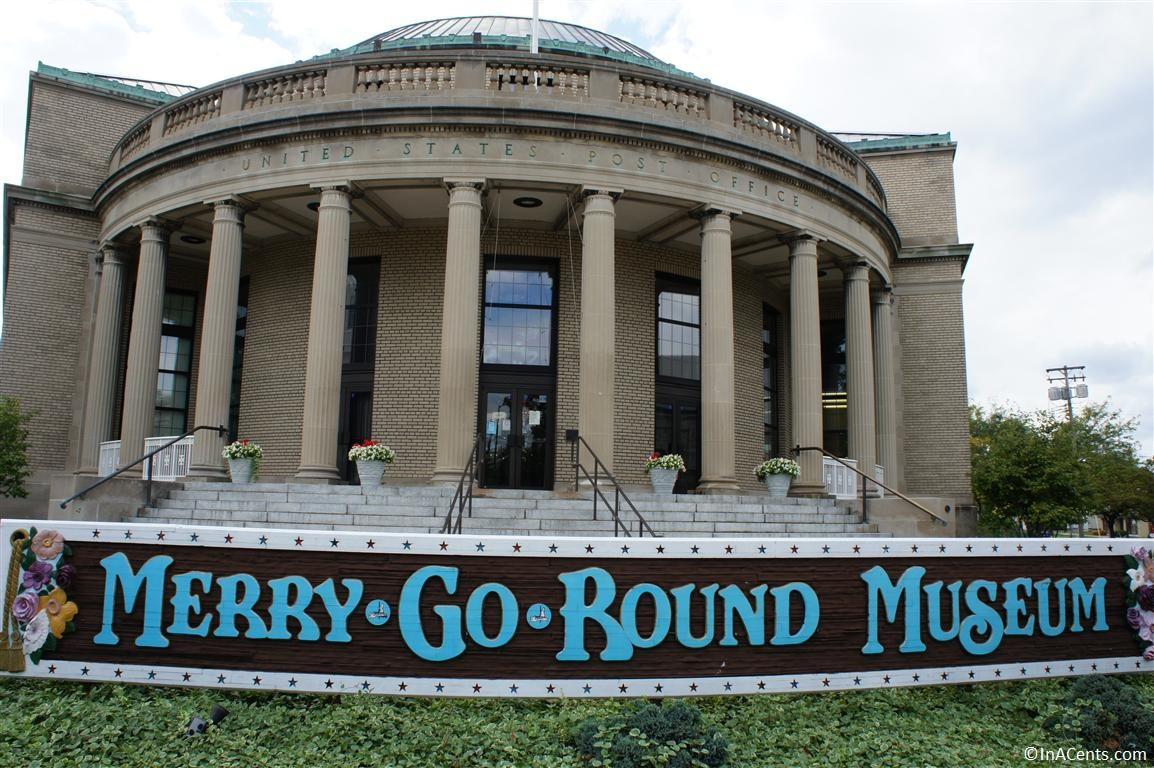 Exploring The Merry Go Round Museum Sandusky Ohio
