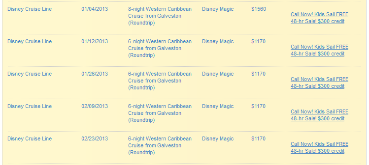 The Perfect Time for a Disney Cruise? Expedia ASAP Kids ...