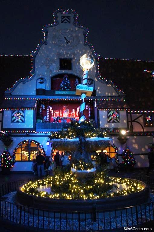121123 Busch Gardens Williamsburg Christmas Town 2