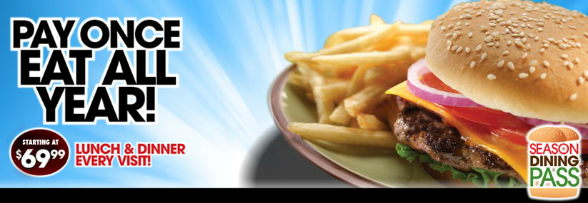 Eat All Year At Six Flags With The Dining Pass Inacents Com