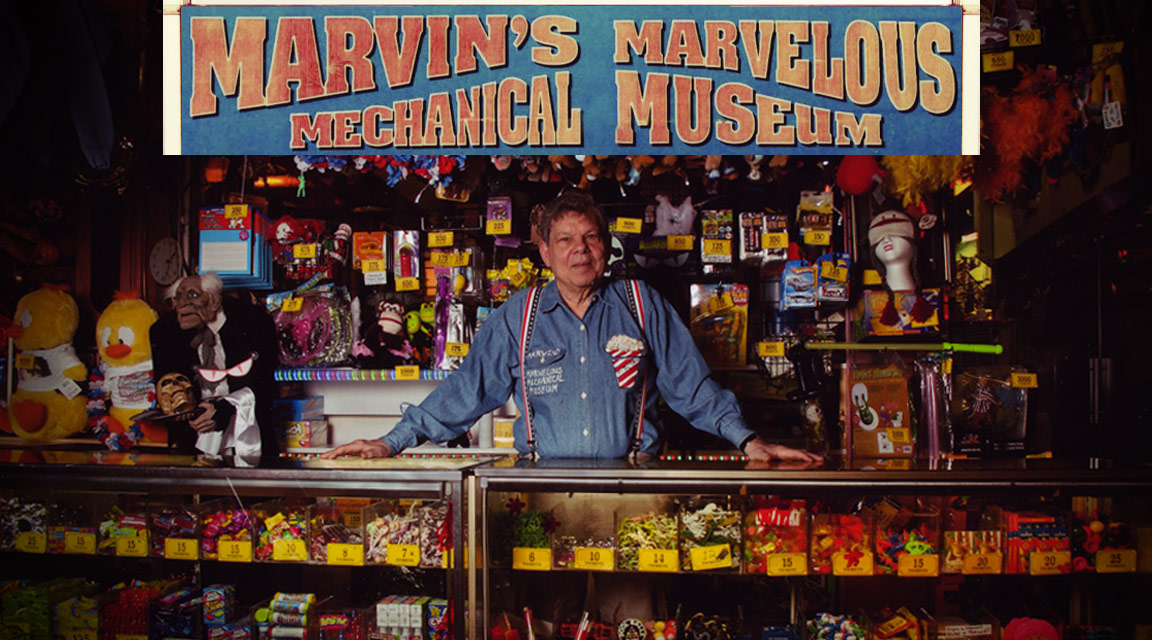Amazon Local Marvin S Marvelous Mechanical Museum