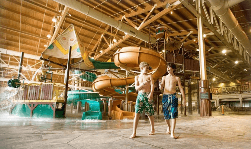 Great Wolf Lodge Pool Amp Waterpark Vacations 10 Locations